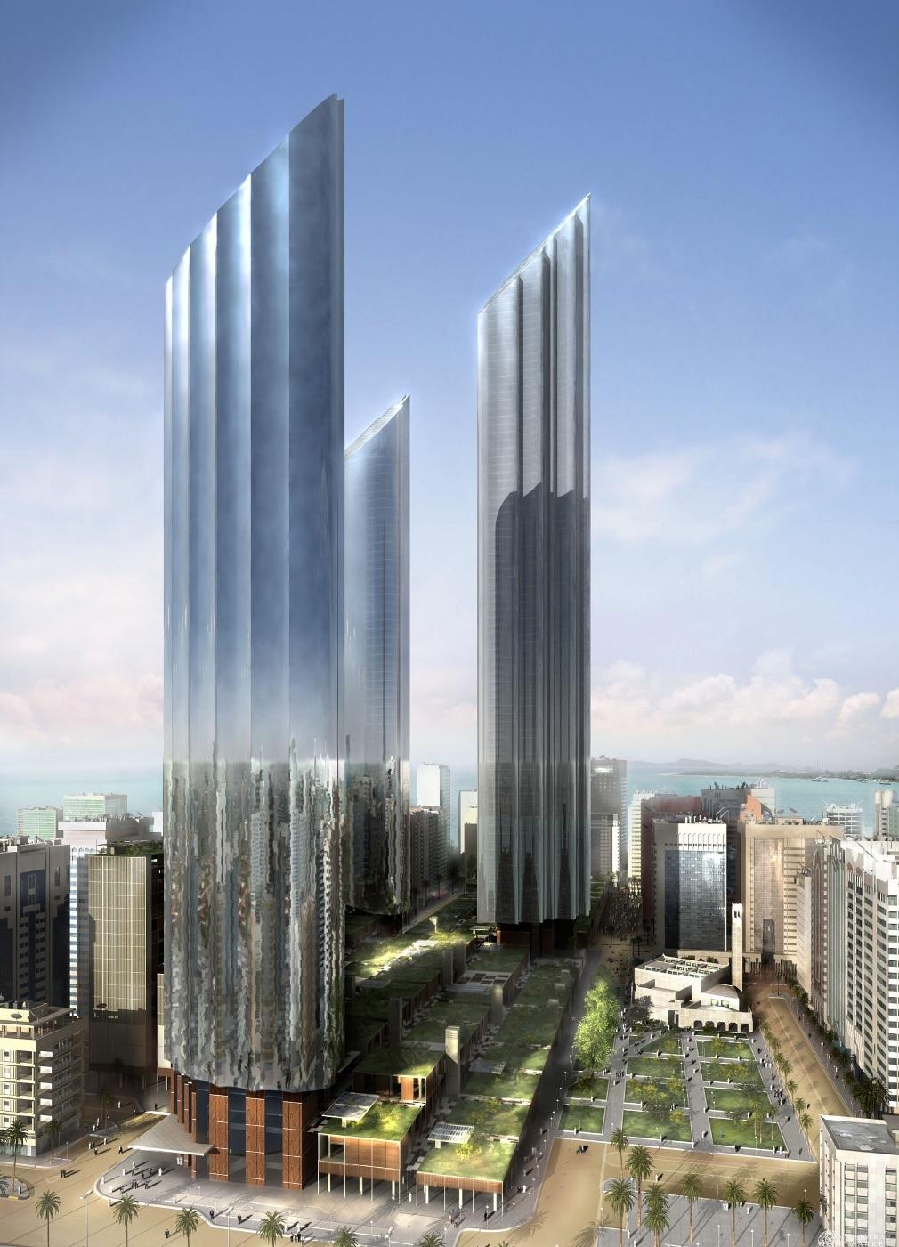 World Trade Centre Abu Dhabi