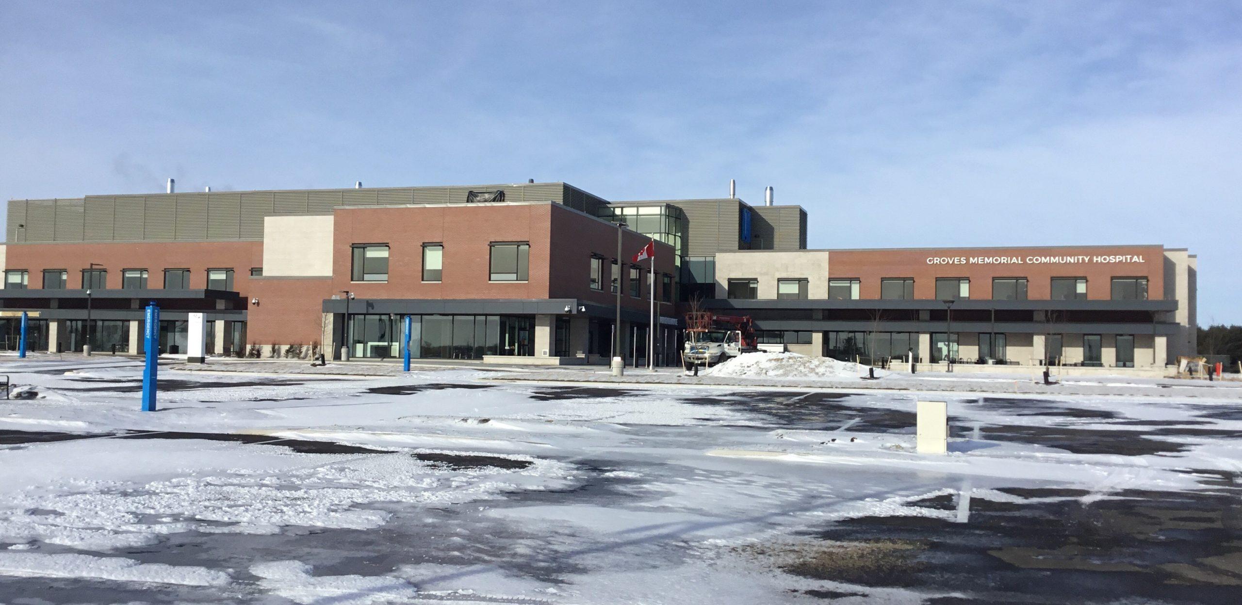 Groves Memorial Community Hospital