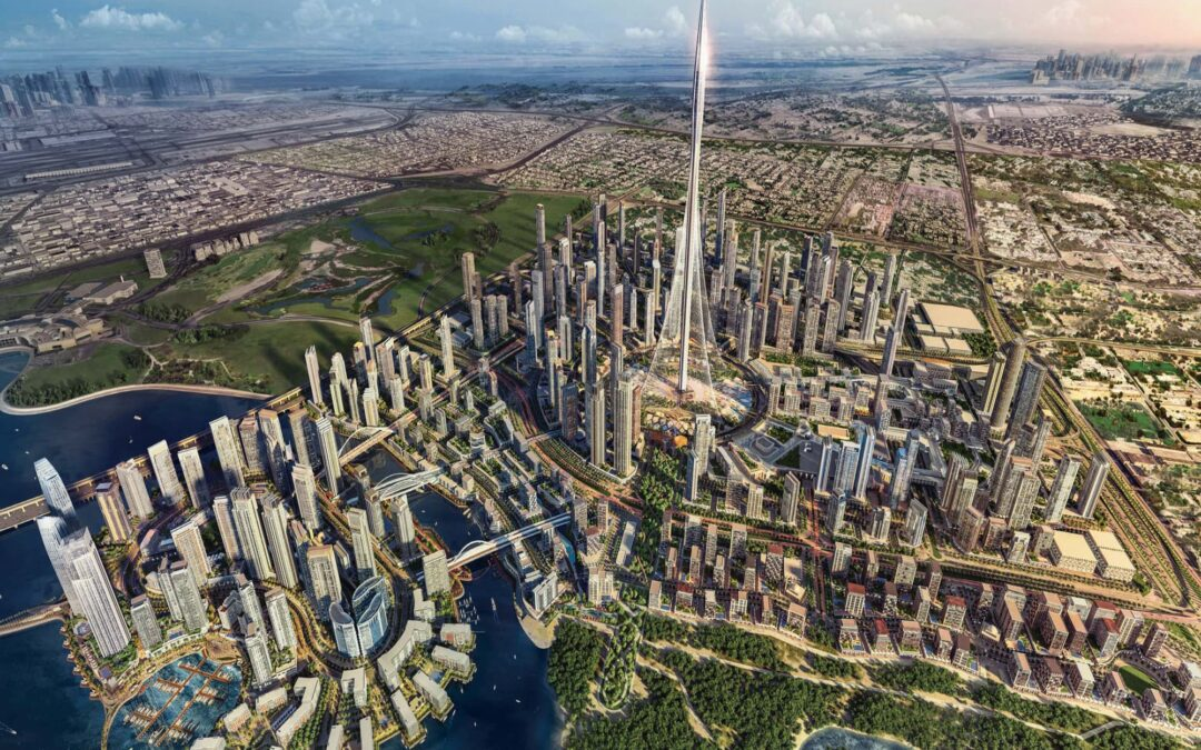 Dubai Creek Harbour (DCH) Master Plan