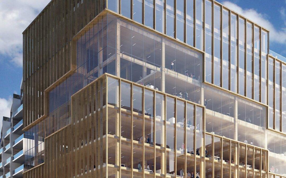 Demystifying Tall Wood Buildings Webinar presented by Jack Keays